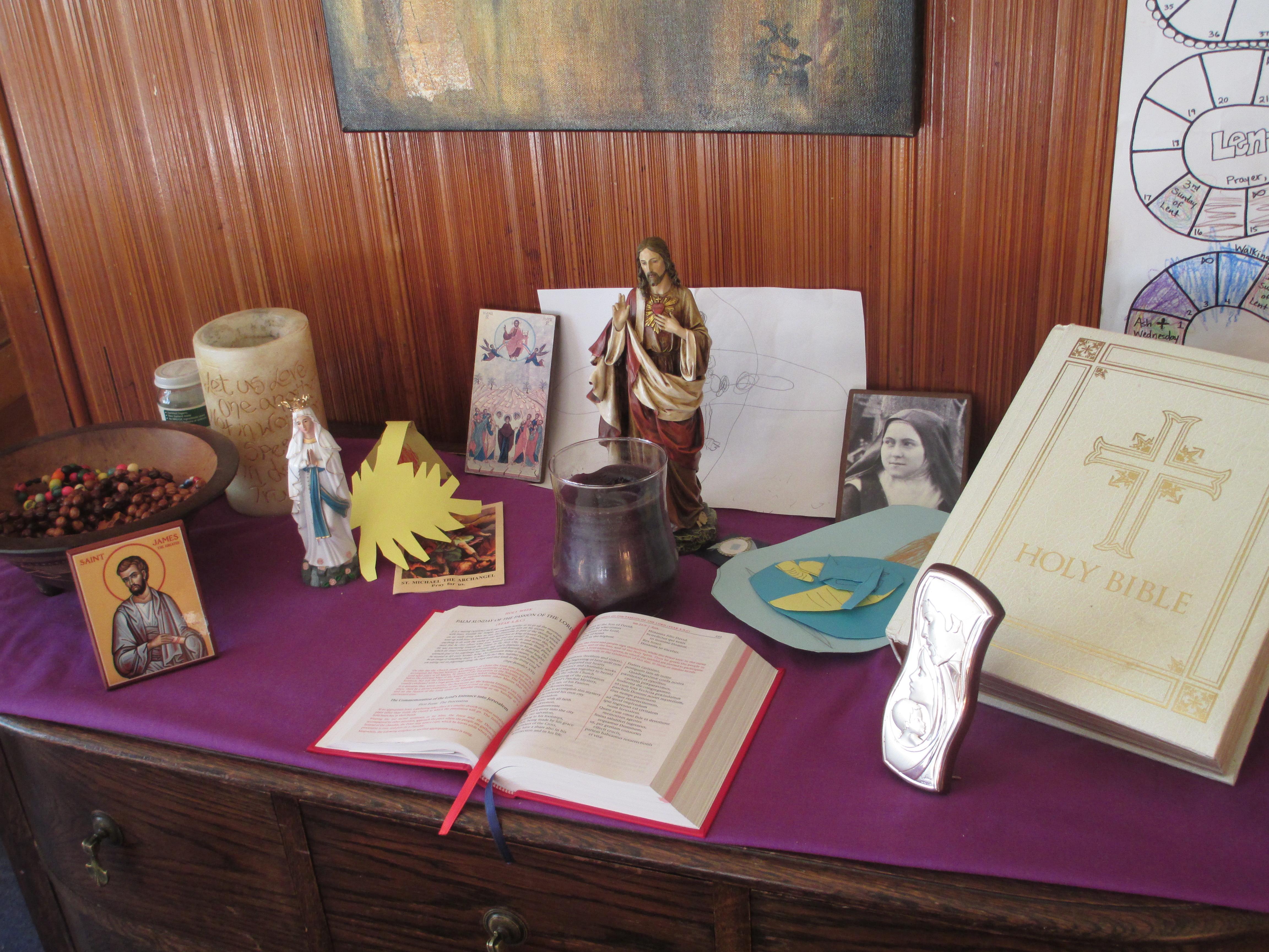 prayer pulchra doctrina. Black Bedroom Furniture Sets. Home Design Ideas